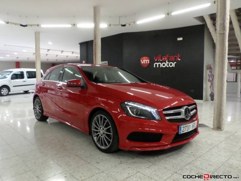 MERCEDES-BENZ Clase A 220 CDI BE AMG Line 7G-DCT