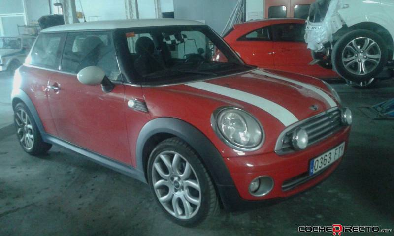 MINI Mini Coupe coupe